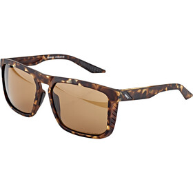 100% Renshaw Glasses soft tact havana/peakpolar